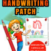 Handwriting Patch Workbook