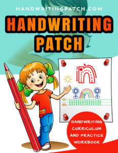 Handwriting Patch Curriculum Cover Image