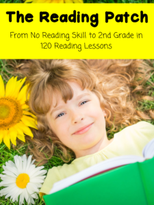 The Reading Patch - 120 online reading lessons