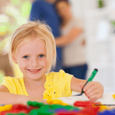 8 Tips for Teaching Correct Pencil Grip to Children